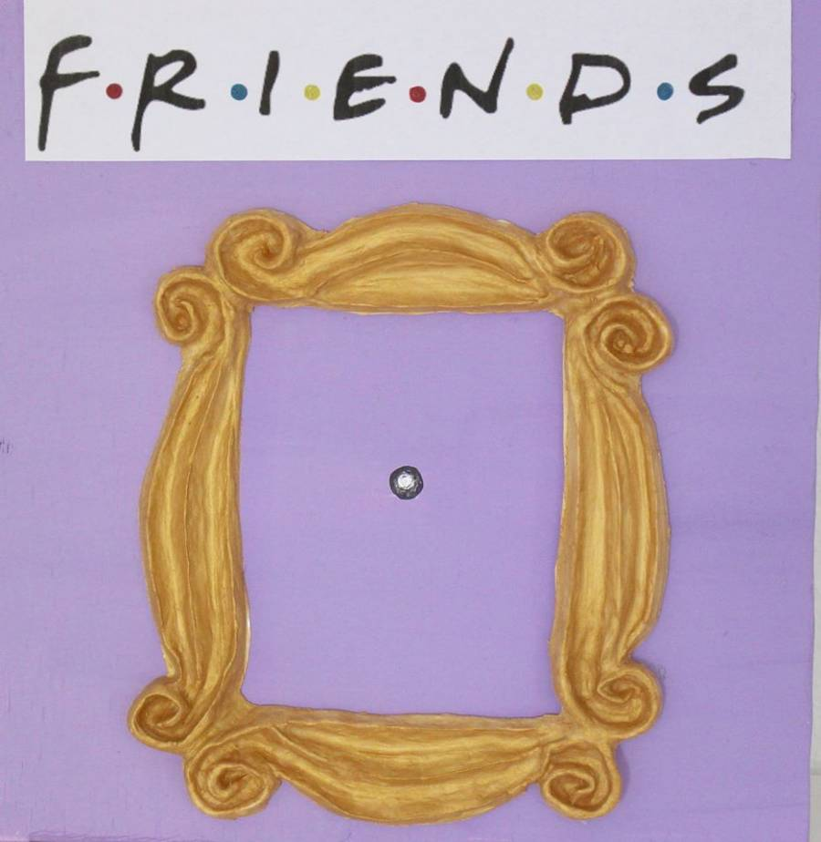 friends frame tv show find here the iconic frame of your favorite tv show